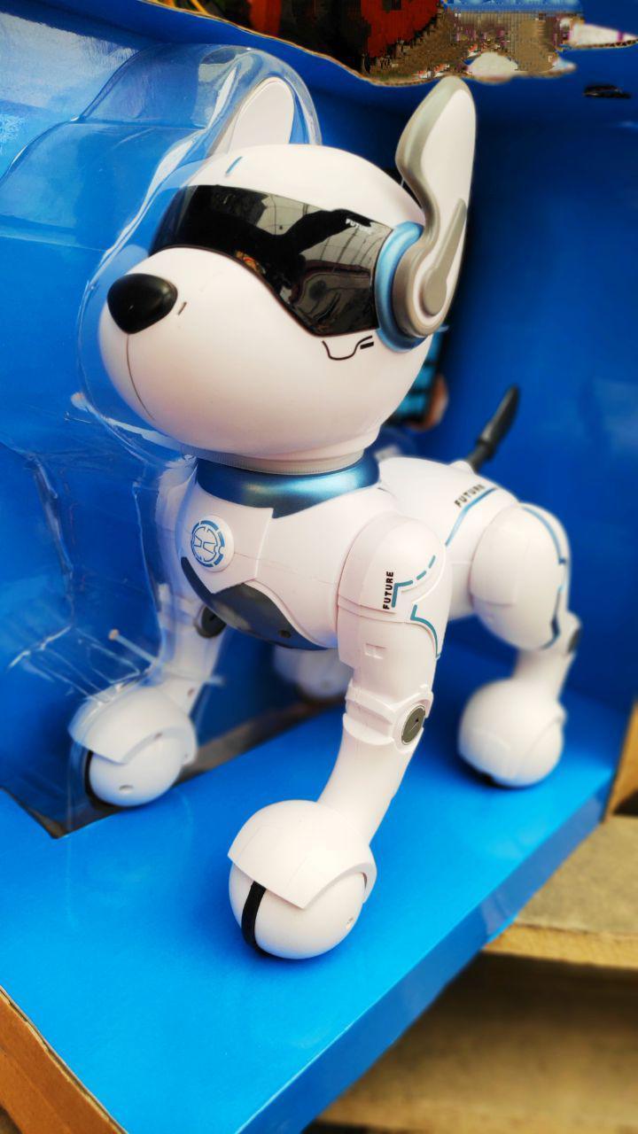 Радиоуправляемая интерактивная собака A001