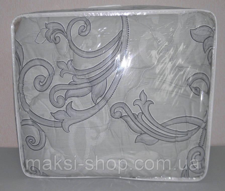 Полуторное одеяло овчина в подарочном чемодане ткань полиэстер Г-0013