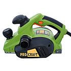 Рубанок електричний ProCraft PE-1650. Рубанок ПроКрафт, фото 4
