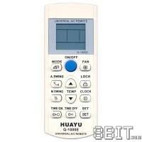 ✅Универсальный пульт для кондиционера HUAYU Q-1000E