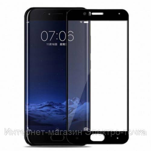Защитное стекло 3D Xiaomi Mi6 черное