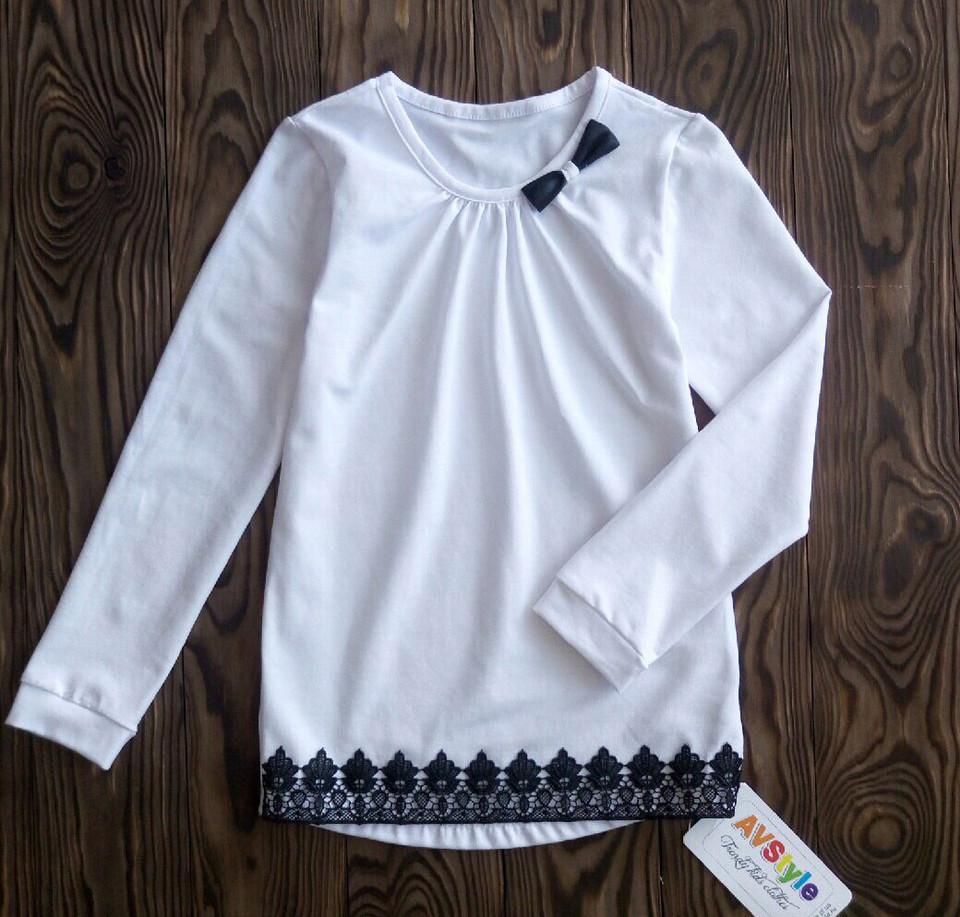 "Блуза для девочки ""Агатта"""