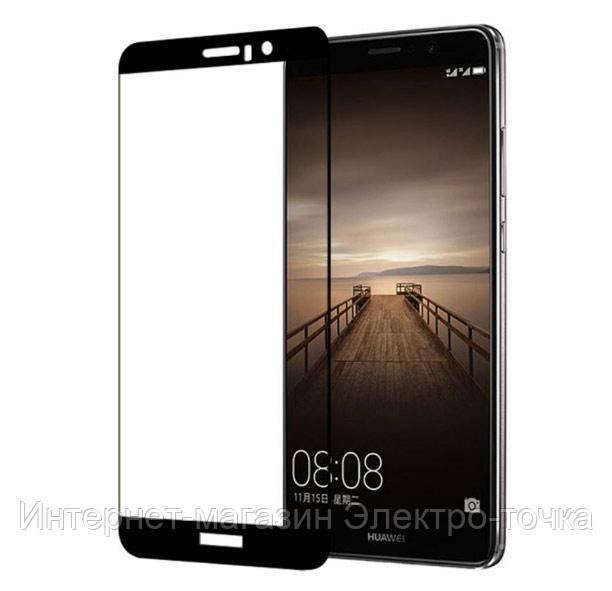 Защитное стекло 3D Huawei Honor 10 черное