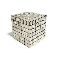 Тетракуб TetraCube Никель 7×7 (343 кубика по 5 мм), фото 1