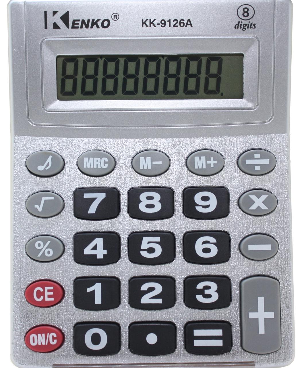 Калькулятор KK-8138
