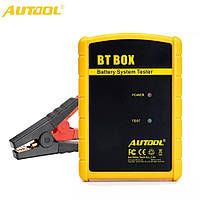 Autool bt box Тест Bluetooth аккумулятора, стартера, генератора, фото 1