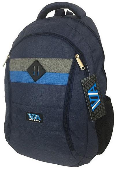 Рюкзак шкільний VA R-77-98, темно синій