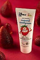 The Humble co. Натуральная зубная паста «Детская со вкусом клубники»