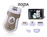 Эпилятор аккумуляторный ROZIA HB-6006 (40 шт/ящ), фото 5