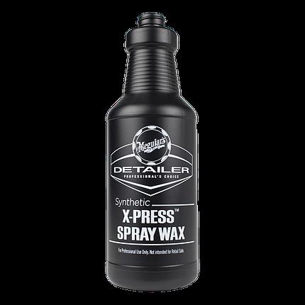 Емкость для жидкостей - Meguiar's Detailer Synthetic X-Press Spray Wax 945 мл. черная (D20156), фото 2
