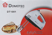 Міксер DOMATEC DT-1001