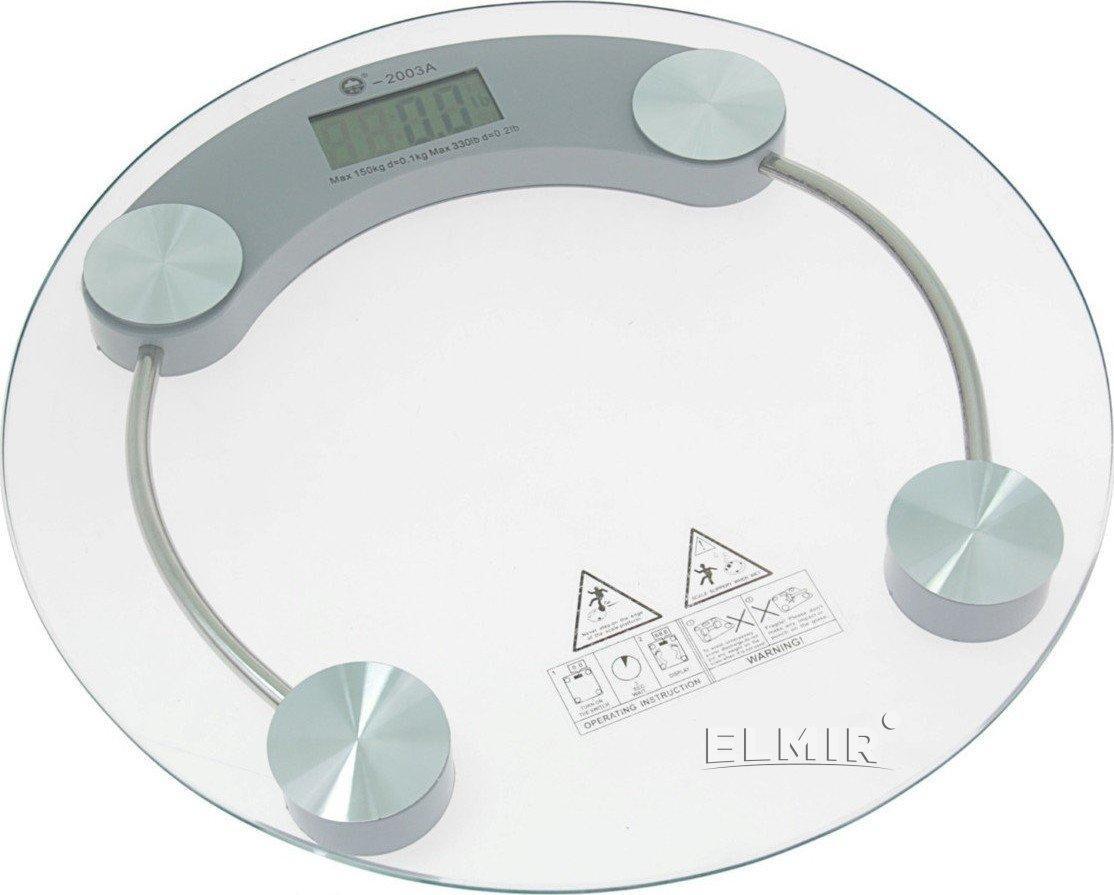 Весы напольные электронные RENBERG  RB-2003A /180кг /круглый (10 шт/ящ)