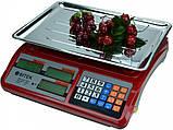 Весы Торговые Чемнион CH-779T ( 55кг/6v/2г ), фото 2