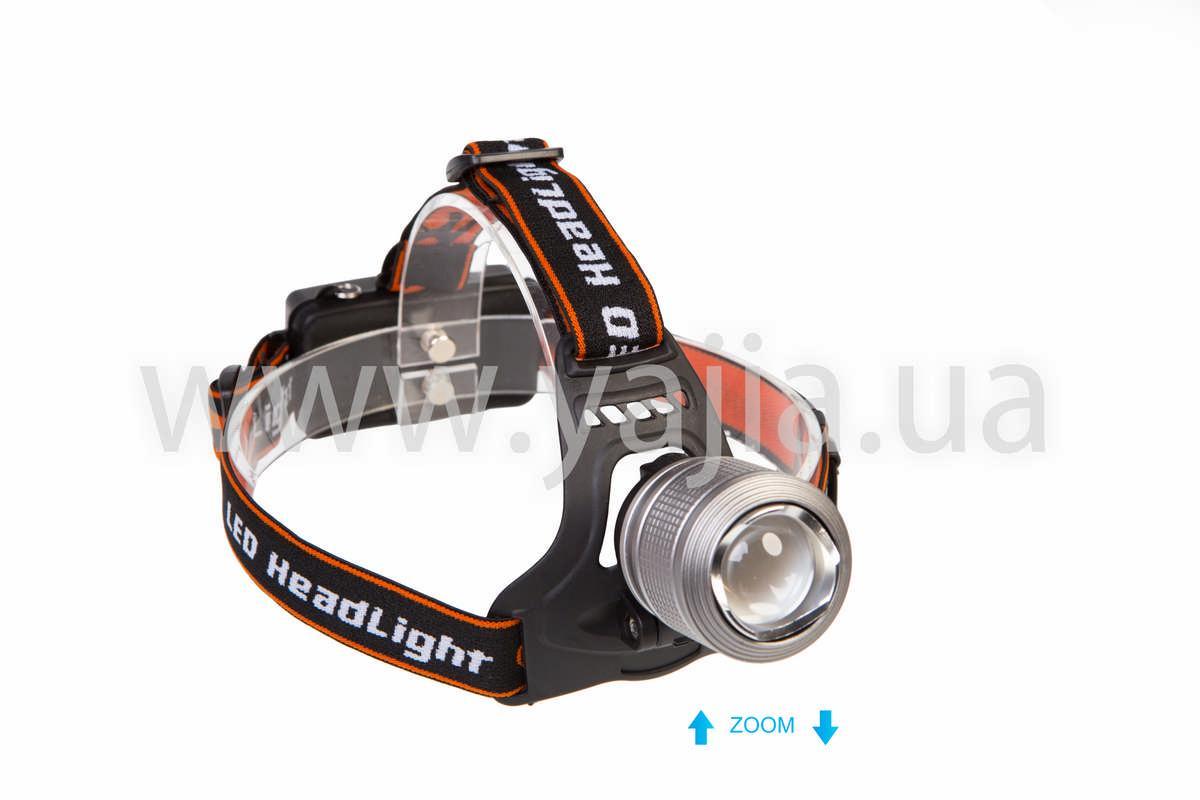Налобный фонарь+ ультрафиолет Bailong Police WD-259 T6 ( WD-259/X33-2 )