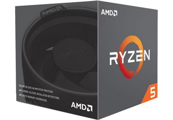 Процессор AMD Ryzen 5 1400 (YD1400BBAEBOX) .