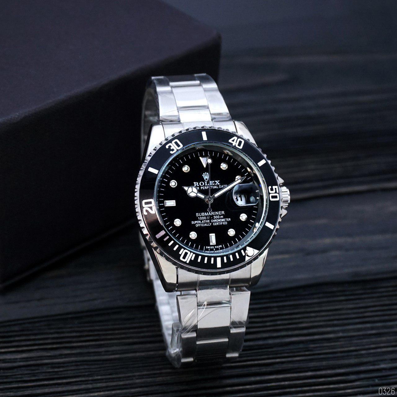 Наручные часы Rolex SUBMARINER  кварцевые