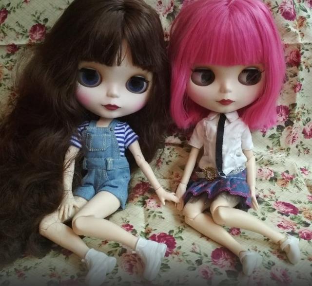 Шарнирные куклы, Барби, Айси (Блайз)