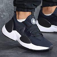 Кроссовки  мужские Nike 8203 темно Синий цвет, фото 1