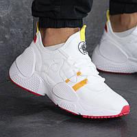 Кроссовки мужские  Nike 8202 Белые, фото 1