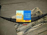 Рессора передняя КАМАЗ 6520 12-листов многолистовая (пр-во Чусовая)6520-2902012-30