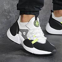Мужские кроссовки Nike 8200 Серые с чёрным, фото 1