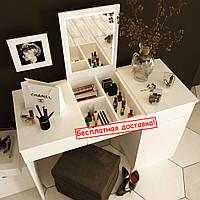 """Макияжный столик с зеркалом """"Amarant 04"""""""
