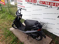 Скутер Honda Dio AF-27 (чорний) з Японії!, фото 2