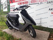 Скутер Honda Dio AF-27 (чорний) з Японії!, фото 3