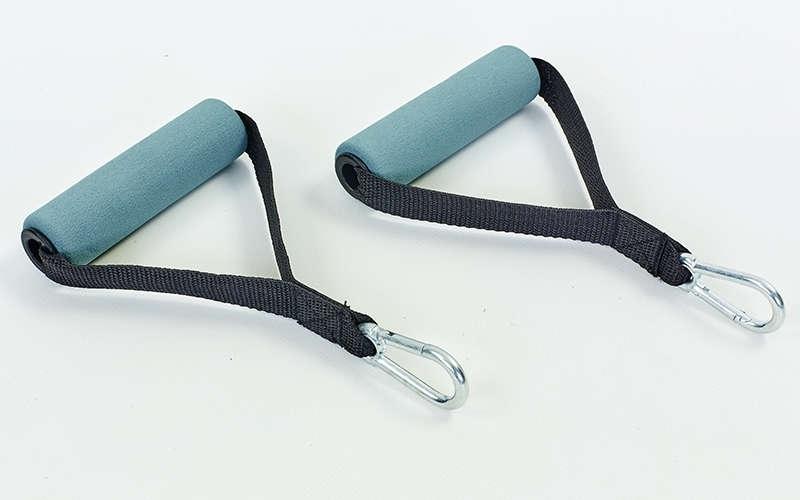 Ручки для резиновых петель мягкие