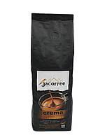 """Кофе в зернах ТМ """"Jacoffee"""" Crema 60/40, 500г"""