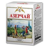 Чай Азерчай черный с чабрецом 100гр