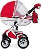 Детская универсальная коляска 2 в 1 Riko Brano Ecco 20 Sport Red, фото 5