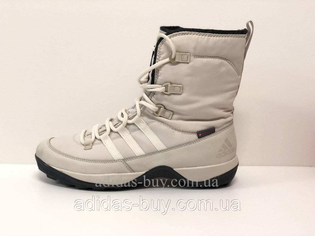 Женские ботинки сапоги Adidas CLIMAHEAT LIBRIA PEARL b33118