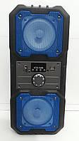 Портативна Bluetooth колонка KTS-1048, синя, фото 1