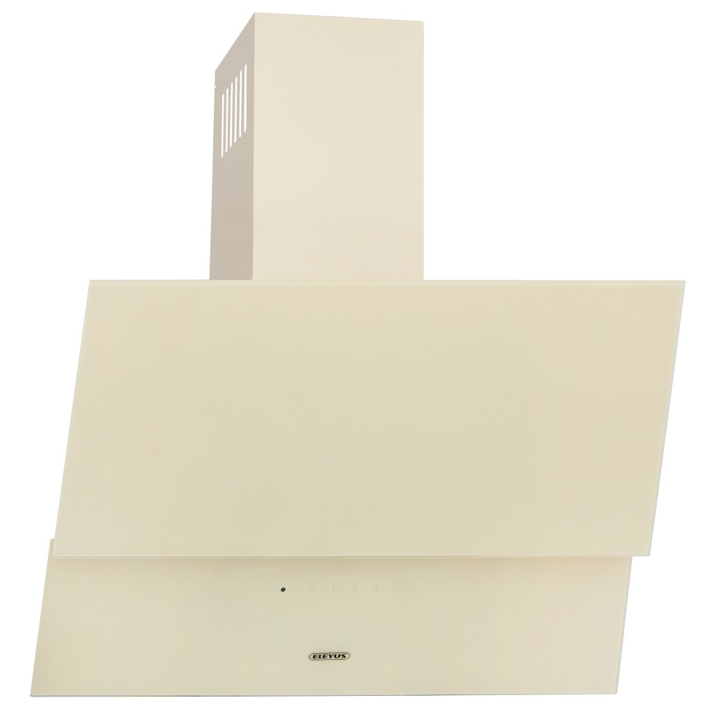 Витяжка кухонна вертикальна ELEYUS Element 700 60 BG (бежева)