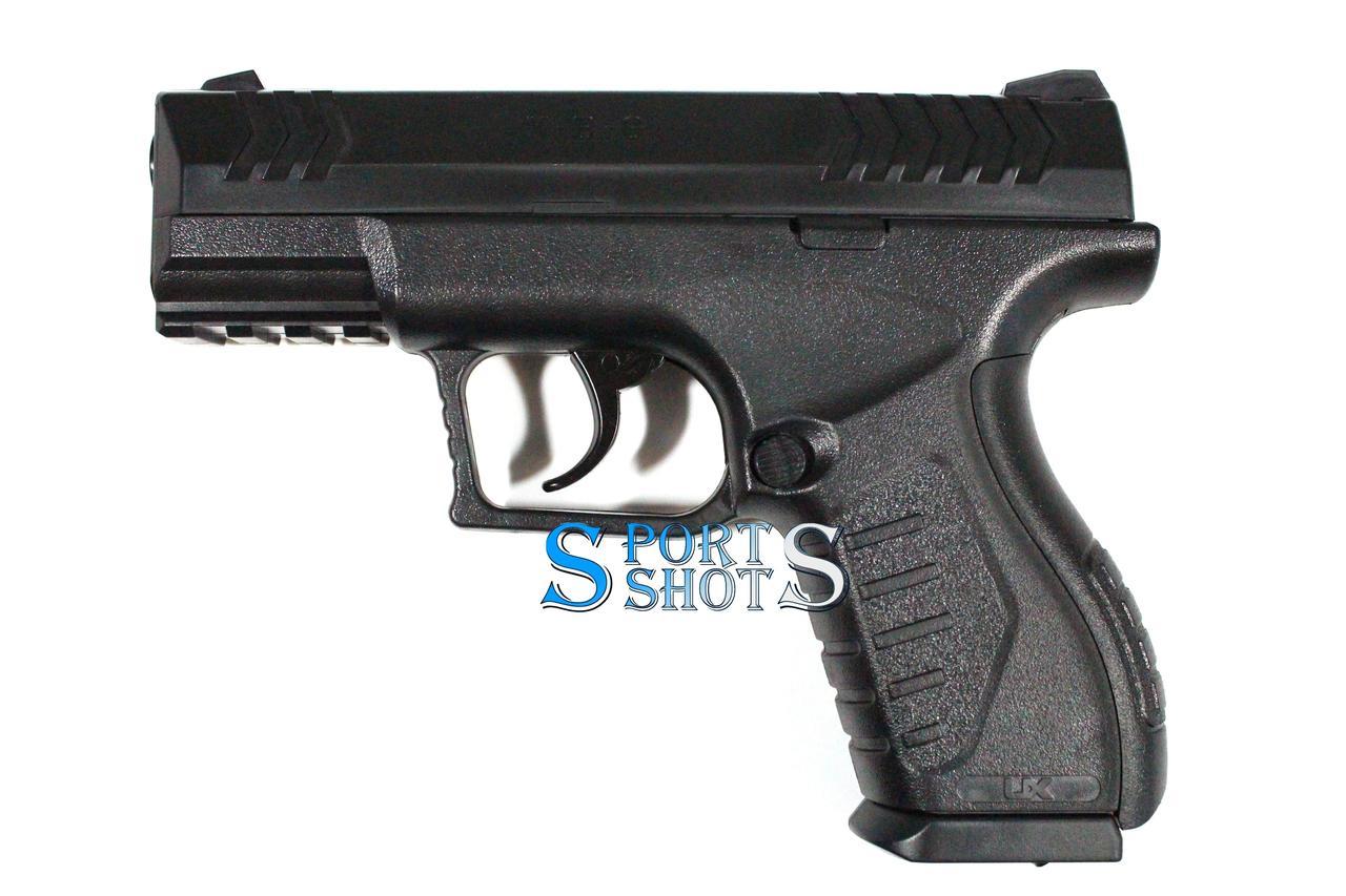 Пневматический пистолет Umarex XBG