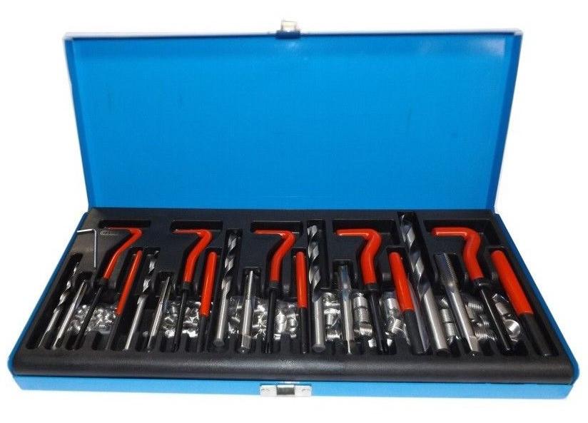 Набор для ремонта резьбы (восстановление резьбы) M5-M12, 131 ед Falon-Tech FTXC1137
