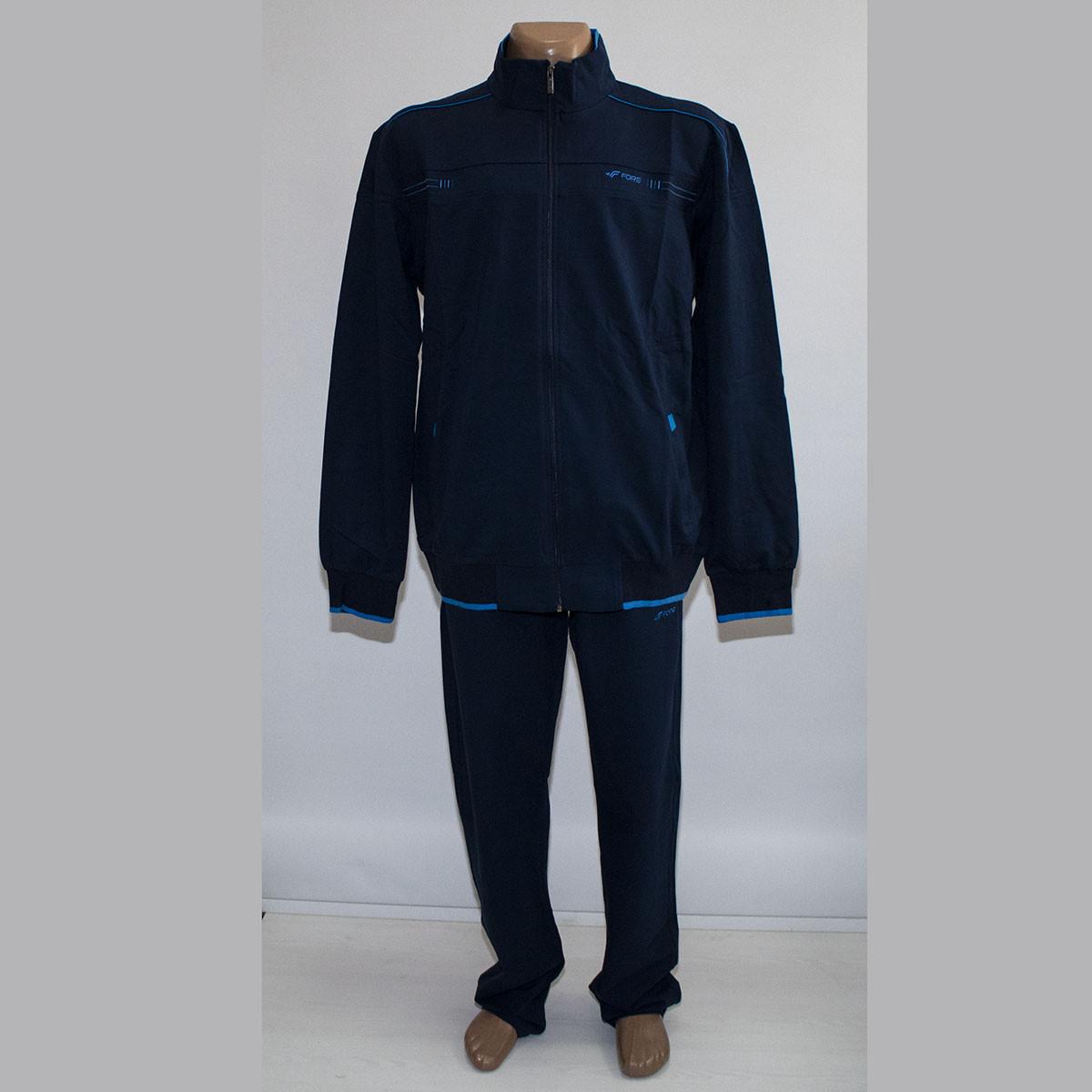 Мужской батальный спортивный костюм большого размера Батал т.м. FORE 1611290G