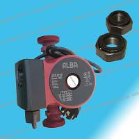 Насос циркуляционный для отопления Alba 25-6-180