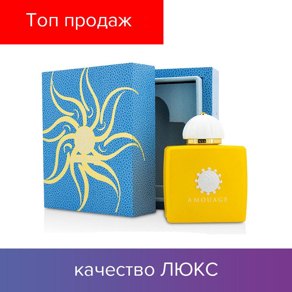 100 ml Amouage Sunshine Woman. Eau de Parfum  | Женская парфюмированная вода Амуаж Саншайн 100 мл