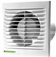 Вентилятор бытовой приточно-вытяжной Домовент 100 СТ