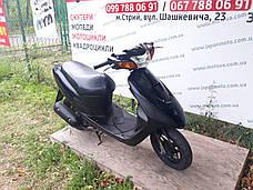 Suzuki Lets 2/3 бабочка (чорний), фото 3