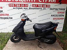 Suzuki Lets 2/3 бабочка (чорний), фото 2