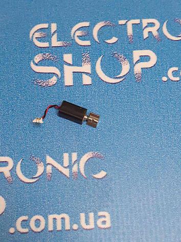 Вибромотор HTC PO58200 Original б.у, фото 2