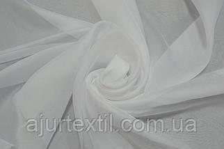 """Тюль елит """"Мерцание"""" белый, фото 3"""