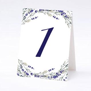 Номерки на свадебный стол: полиграфическая печать
