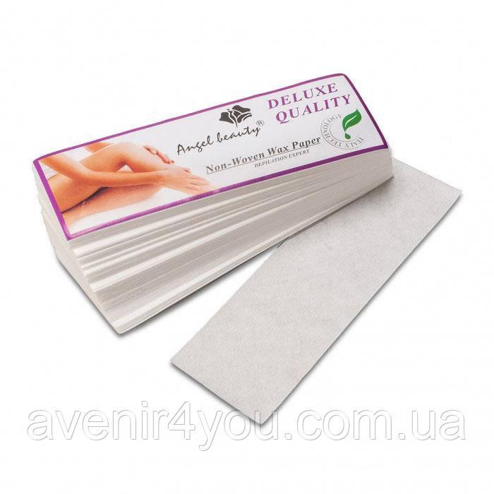 Полоски для депиляции Angel Beuaty (20х7 см, 100 шт)
