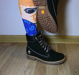 Зимние ботинки с мехом Timberlend , размер 37, фото 3