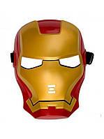 Маска Железный человек Ironman