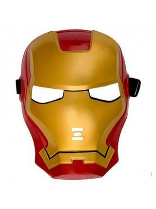 Маска Залізна людина Avenger Ironman, фото 2